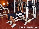 exrx close grip bench smith close grip bench press