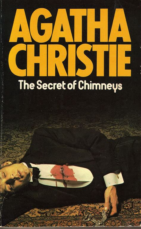the secret of chimneys brickbat books featured two by agatha christie