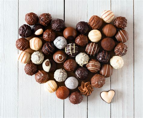 chocolate images chocolate truffles hd wallpaper and