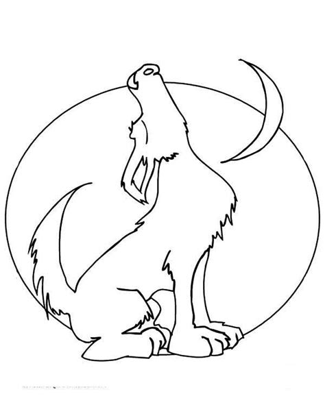 wolf moon peter owen wolf moon coloring page planet earth howling at grig3 org