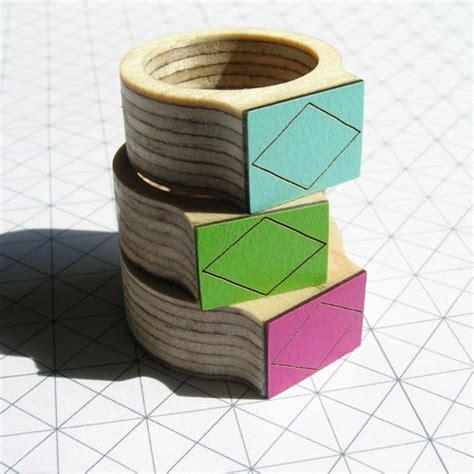 design milk contact tangram jewelry by bandada design milk