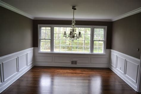 dining room molding ideas wainscoting gallery monk s home improvements