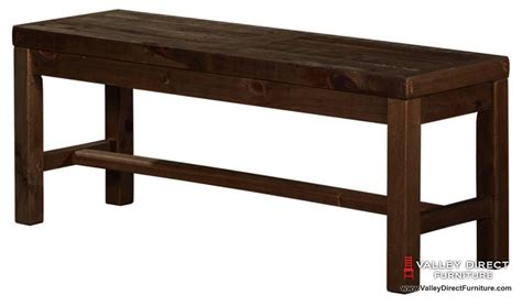 bench outlet canada alfresco bench smokey brown outlet store dining lh