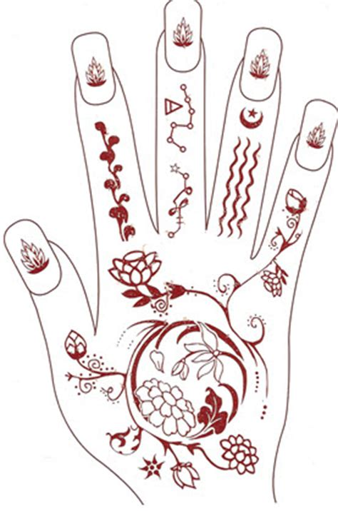 henna tattoo hand köln mehndi right henna tattooforaweek temporary