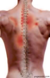 Upper back pain exercises