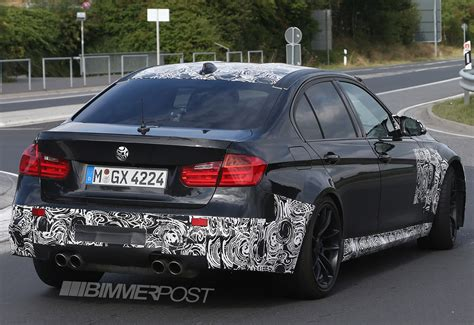 f80 prototype bmw f80 m3 spotted in more colors silverstone and black