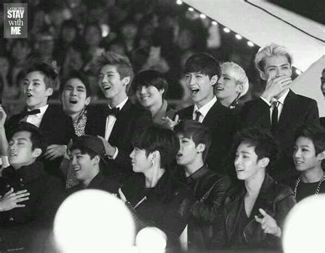 exo and bts bts exo exo xoxo quot we are one quot