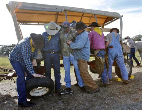 cowboy c whiskey flat days 2016 cattle drive draws focus to florida s cowboy history