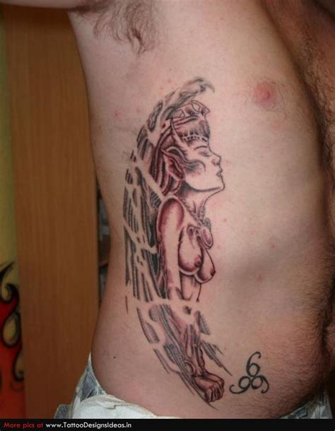 side tattoo designs for guys design ideas