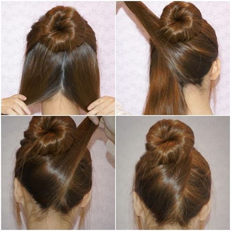 minute   hairstyles thatll save   busy mornings