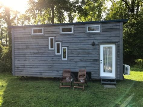 tiny houses for sale in ny 306 sq ft tiny house on wheels in chlain new york for sale