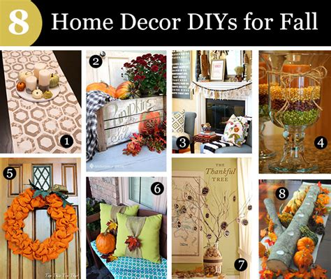 do it yourself fall decorations do it yourself fall home decor ideas