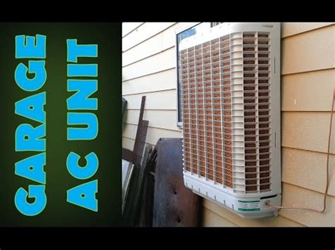 Heat And Cool Garage by Air Conditioning For The Garage