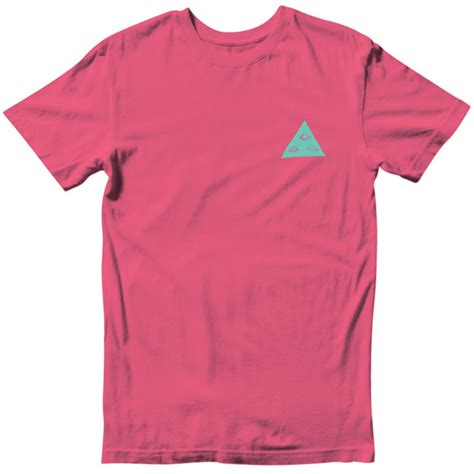 coral color shirt welcome talisman tri color t shirt coral teal white