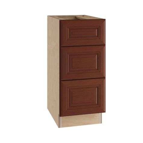15x34 5x24 in base cabinet in unfinished oak b15ohd the home decorators collection 15x34 5x24 in lyndhurst