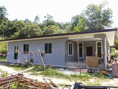 Membuat Ground Rumah | chan plaster renovation membina rumah satu tingkat di