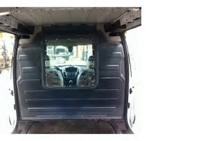 Ford Transit Connect Cargo Management System Masterack Ford Transit Connect Safety Partitions Mobile
