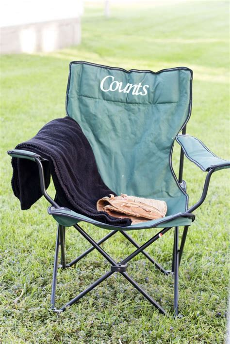 personalized canvas folding chairs create a personalized lawn chair with your silhouette