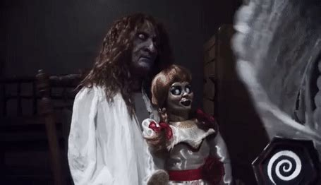 annabelle doll gif annabelle doll the conjuring gif www pixshark
