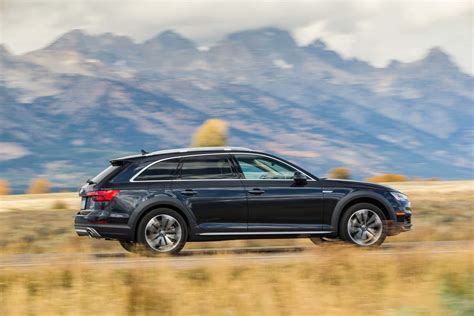 Allroad Audi by 2017 Audi A4 Allroad Drive Review Motor Trend