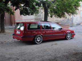 Volvo 850 Wagon My 850 Wagon Lowered Volvo Stance Volvo 850 En