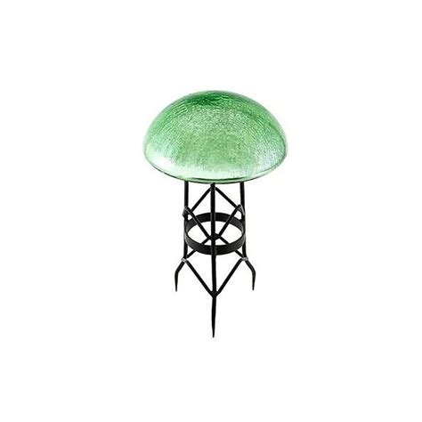 Stool Is Light Green by Achla Toad Stool Light Green Crackle Pricefalls