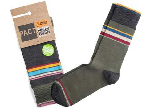 K Energy Sock Kualitas Original 100 pact launches organic cotton s socks made with wind power ecouterre