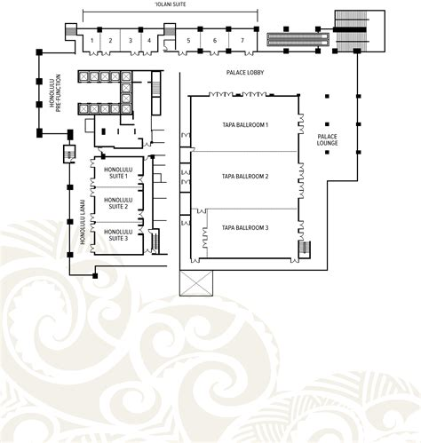 hawaii convention center floor plan 100 hawaii convention center floor plan 11 march