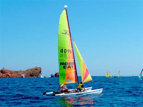 images de catamaran d 233 tail de l organigramme club nautique de saint rapha 235 l