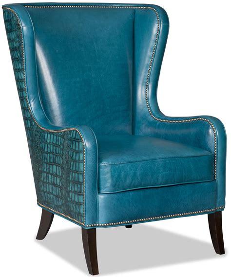Bradington Fabric Chairs - bradington club chairs chair with flared wing
