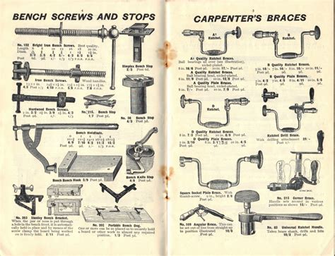 woodworking tools ontario george woodworking tools catalogue 1925