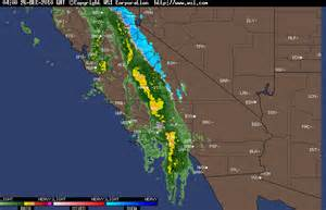weather radar map southern california december 2010 southern california weather notes