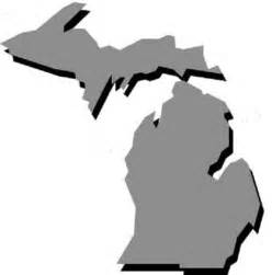 Outline Of Michigan State by Michigan Is A Underrated And Overall Mediocre State According To This Poll Michigan Radio