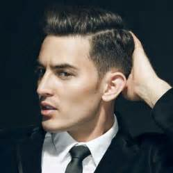 haircut parted on side spiked in front 20 super short hairstyles 2013 mens hairstyles 2017