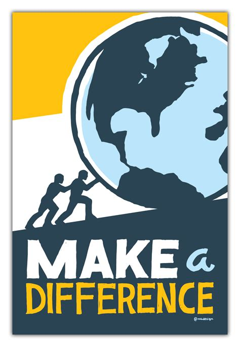 with a difference operation make a difference far reach