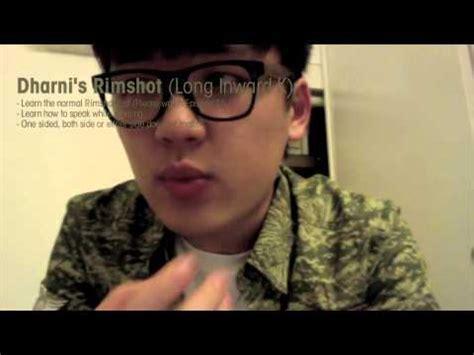 tutorial beatbox dharni fat king beatbox教學 hkonlinetv