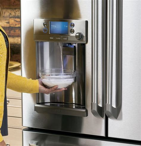 French Door Refrigerators Stylish and Modern   GE Appliances