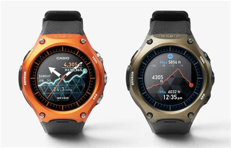 Get Casio's Smart Outdoor Watch from the Google Store for $499   Android Central