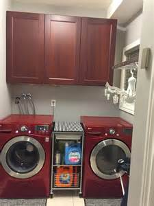 laundry room how to hide pipes and what countertop to