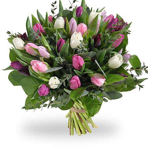 bloemen pastel boeket pastel tulpen bestellen en bezorgen topbloemen nl