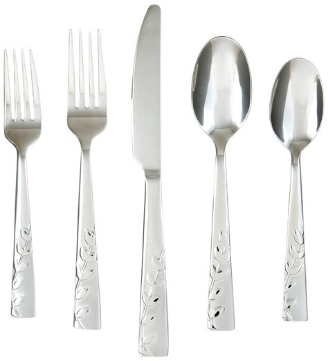 flatware sets top 10 best silverware sets 2017 top value reviews