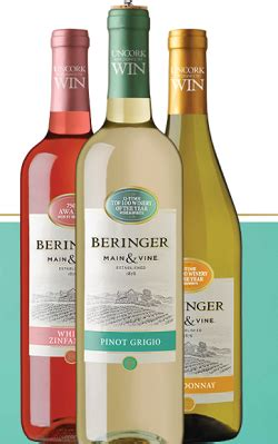 Today S Giveaways And Sweepstakes - beringer main and vine wine instant win game and sweepstakes 9 851 prizes