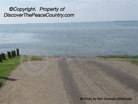 big lake alberta boat launch lac cardinal lake at queen elizabeth provincial park