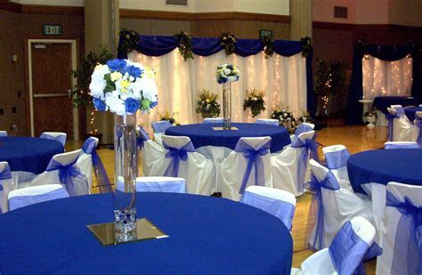 Blue and gray decorating ideas, red and gold wedding red