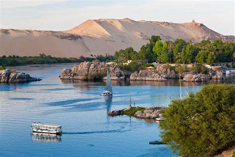 nile sailboats felucca sailboats on river nile aswan egypt photos