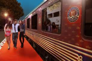 maharaja express maharajas express unveils reved website luxury train