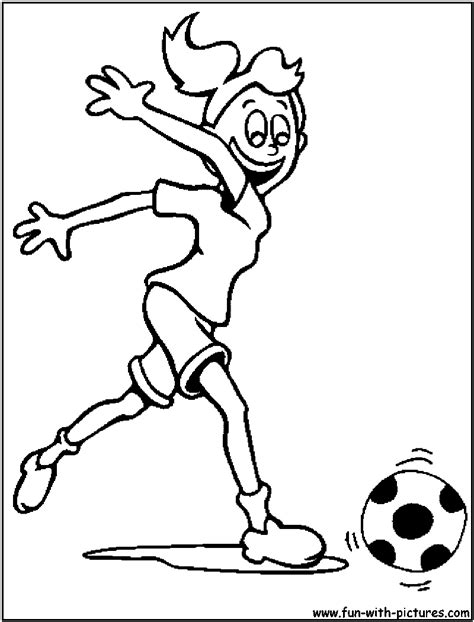 coloring page soccer girl soccer coloring pages free printable colouring pages for
