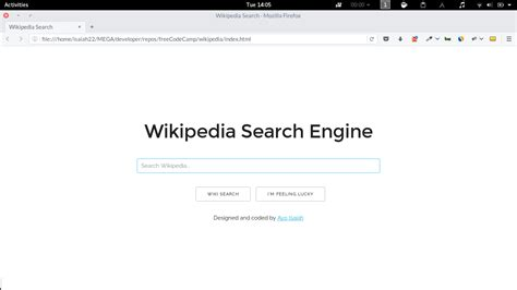 Wiki Search Building A Search App Freecodec