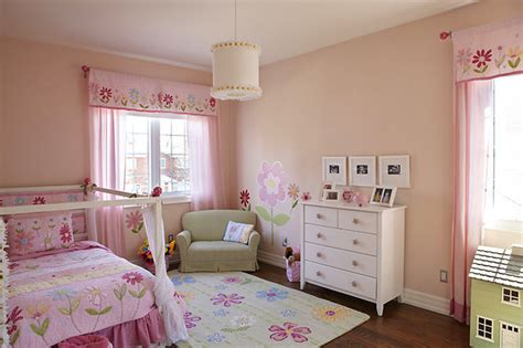 daisy theme bedroom modern kids toronto   west