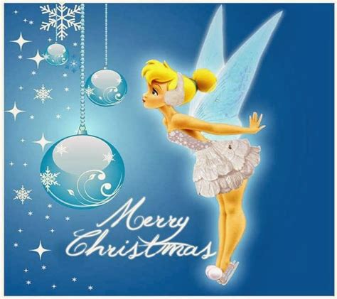 tinkerbell merry christmas quote pictures   images  facebook tumblr pinterest